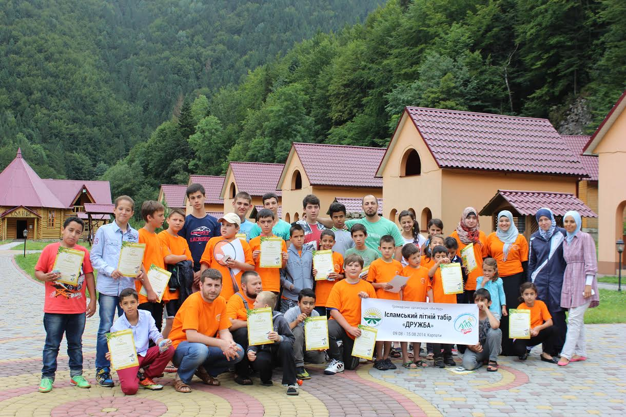Childrens camps and recreation centers of the Transcarpathian region: a selection of sites