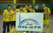 Команда мусульман Вінниці бере участь у міському турнірі з футзалу