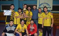 Vinnytsya Muslim Futsal Team Prepares To Show A Better Result Next Year
