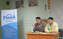 Resettled Imam Wastes No Time: A Seminar In Sumy