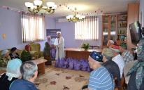 Продуктовые наборы для малоимущих запорожских мусульман