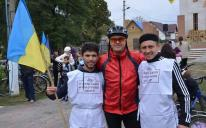 За здоровый образ жизни сообща: велопробег в Днепре