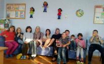 Харьковские мусульманки навестили Зеленогайский интернат