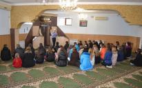 Запорожские студенты-медики знакомятся с исламом