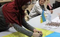 """بحب العربية والأوكرانية.. """"الرائد"""" يغرس حب الإسلام وأوكرانيا الوطن"""