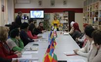 «Украина в моем сердце»: День родного языка в Запорожье