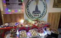 Благотворительная ярмарка в Харькове: сладости размели подчистую