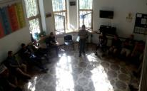 Чтобы язык не был врагом: продолжение реабилитационной программы для зависимых в Днепре
