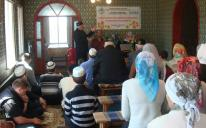 Seminar in the town of Rovenky, Donetsk region: methods to eliminate imbalance in family relations
