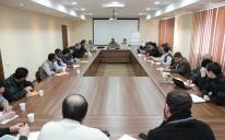 ВАОО «Альраид» на общем собрании обсудила новый стратегический план
