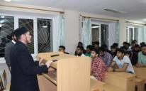 Прибывшие из Индии студенты получили наставление запорожского имама