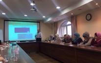 Установление контакта: семинар-тренинг для активисток исламских культурных центров