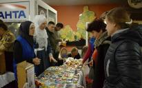 Более 10 000 грн в инфузомат собрано на благотворительном ярмарке ИКЦ Одессы