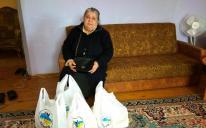 Запорожцы приобщаются к #РобиДобро и помогают пожилым людям, которые сами воспитывают внуков-сирот