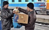 «Горячий обед для бездомного»: акция в Запорожье