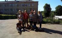 Pupils of Zelenohaiska Orphan Boarding School Preparing Return Visit
