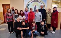 Воспитанники Зеленогайского интерната — особые гости харьковского ИКЦ