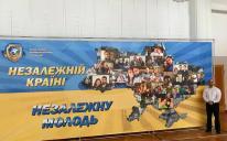 Тарик Сархан на X Всеукраїнському антинаркотичному таборі