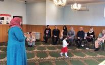 Студенты Библейского колледжа в гостях в исламском центре