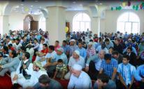 Свято Розговіння в Ісламських культурних центрах «Альраід»