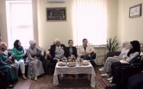 «Если у вас нет совести, вы на пути в никуда»: Мунира Субашич, Дима Мусса и Налан Дал в ИКЦ Киева