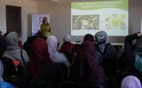 Дієтолог — це передусім про здоров'я: зустріч із лікаркою в ІКЦ КиєваDieologist is, First and Foremost, a Matter of Health: Doctor Meets Muslimahs at Kyiv ICC