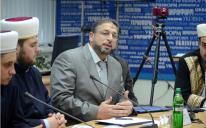 «Хартия мусульман Украины» — пример для последователей других религий