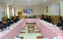 """Round table at """"Al-Masar"""": """"Golden mean"""" in Islam and the ethic of discord"""