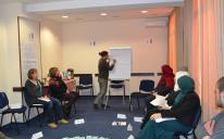 UNDP Trainings On Developing Social Cohesion: Having Learned It, Teach Someone Else!