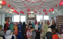 Побыть принцессой из восточной сказки: День хиджаба в ИКЦ Харькова