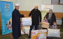 Warm Relief-2017 From Muslimehelfen: Every Package Handed Out!