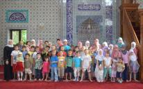 """ضمن برنامج """"صيف الرائد 2013"""".. جمعية الأمل تختتم فعاليات مخيمات """"أطفال المسلمين في الدونباس"""""""