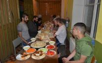 Charity Iftar For Displaced People From Crimea
