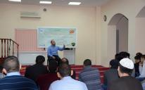 «Не прятаться в коробке»: лекции о жизни Мухаммада в Запорожье и Днепре