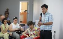 Мусульмане на Форуме общественных организаций Запорожской области