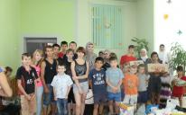Ramadan Brought Presents For Kharkiv City Orphan Asylum Pupils