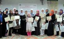 الإسراء تقيم مسابقة في حفظ القرآن الكريم بين مسلمات فينيتسيا وعدة مدن مجاورة