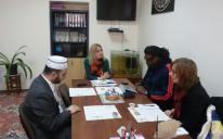 Миссия ОБСЕ продолжает посещать общины мусульман в городах Украины