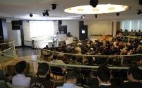 Интерес к принципу «Аль-Васатыйя» собрал научных и религиозных деятелей Украины и зарубежья