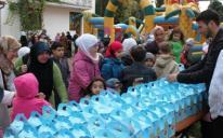 Подготовка к празднику жертвоприношения в Исламских центрах Украины