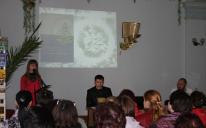 Читателям библиотеки им. Крупской в Донецке презентовали книгу «Мухаммад: человек и пророк»