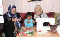 Швейные машинки нуждающимся семьям