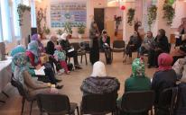 Участницы семинара-тренинга для подростков