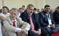 Ті, що не втратили Батьківщину: Джемілєв і Чубаров в ІКЦ Києва