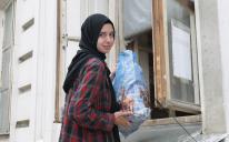 Ученики гимназии «Наше Будущее» собрали помощь для детей-переселенцев