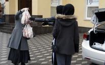 70 порций, дополненные яблоками и пирогами, отвезли раненым, проходящим лечение в Центральном военном клиническом госпитале