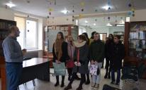 Студенты Академии культуры в гостях в ИКЦ Харькова