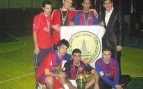 جمعية المنار تقيم بطولتها السابعة بكرة القدم الخماسية بين فرق جامعات ومعاهد مدينة خاركوف
