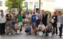 """بمناسبة عيد الفطر السعيد .. """"الرائد"""" يرعى بطولة برياضة """"قريش"""" التترية في القرم جنوب أوكرانيا"""