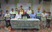 الإسراء تقيم مسابقة قرآنية رمضانية للأطفال غير الناطقين بالعربية في فينيتسا